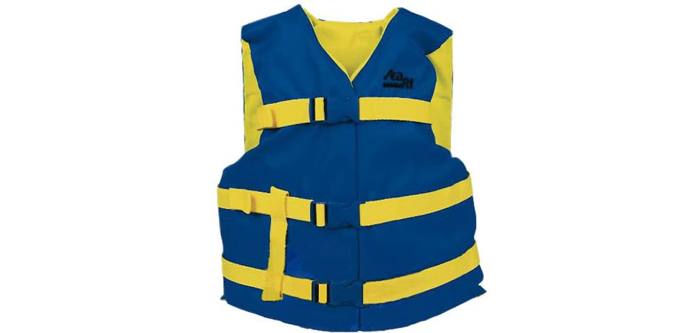 Adult Life Vest (90lbs & Up)