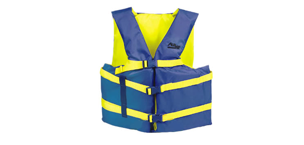 Youth Life Vest (50-90lbs)